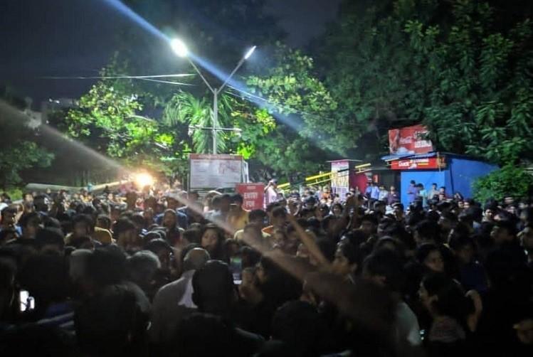 SRM Varsity acts suspends hostel warden who victim shamed harassed student