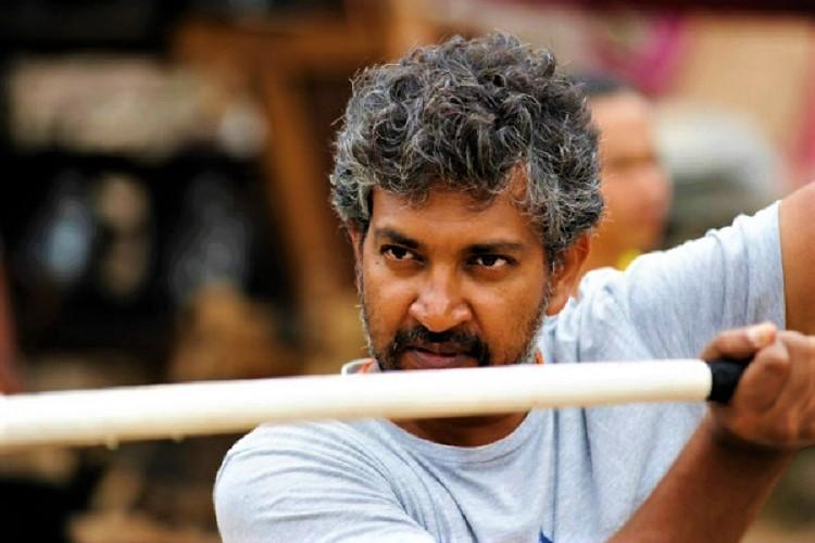 Baahubali is not SS Rajamoulis favourite film of the year