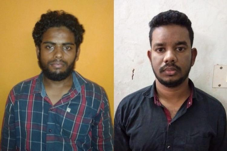 The accused in SSI Wilson case