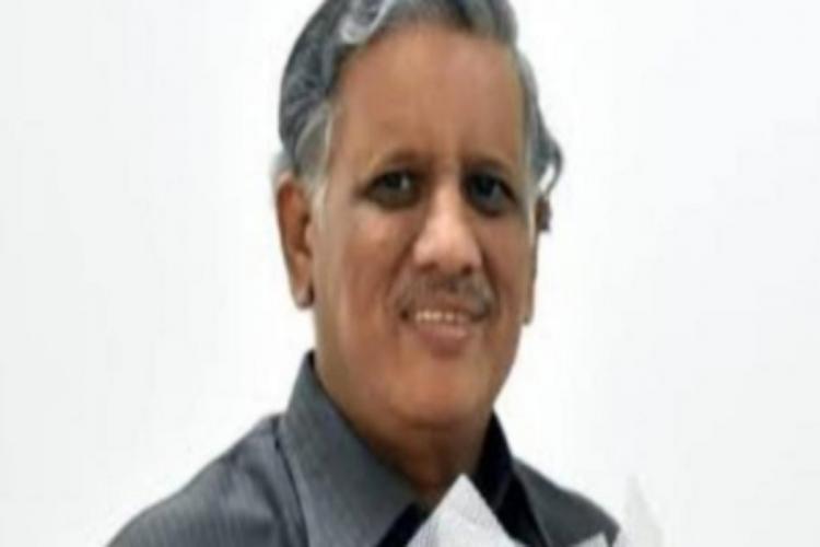 SV Prasad passed away on June 2