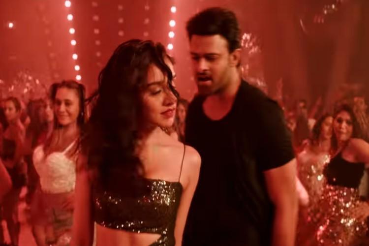 Watch Full video song Psycho Saiyaan from Prabhas- Shraddha Kapoors Saaho out