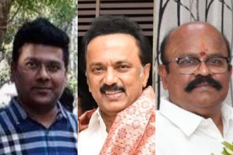 FIR against MK Stalins son-in-law Sabarisan based on Pollachi Jayaramans complaint