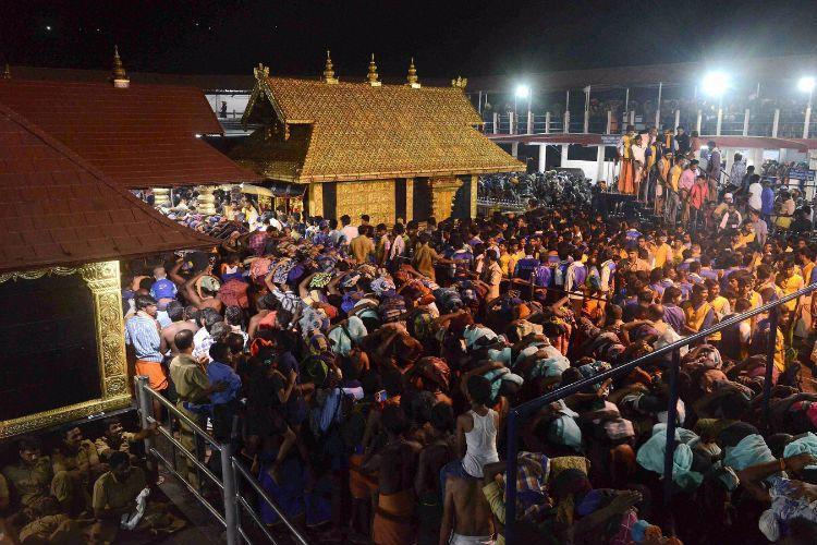 Hindu outfits call for hartal against Kerala govts support for womens entry into Sabarimala