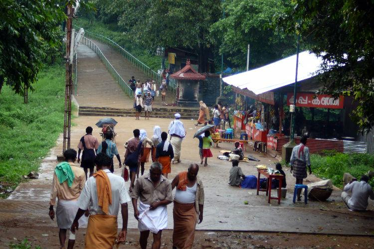 Wait if youre ready to but allow others to enter Sabarimala a Kerala woman writes