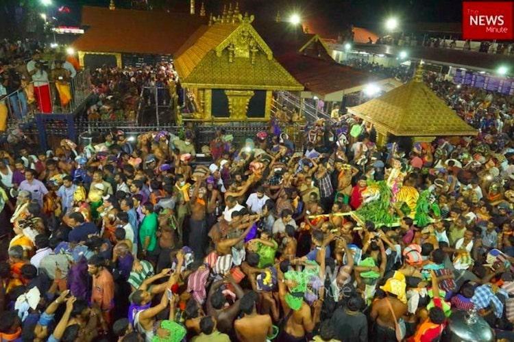Sabarimala row Talks between erstwhile royal Pandalam family and TDB end abruptly