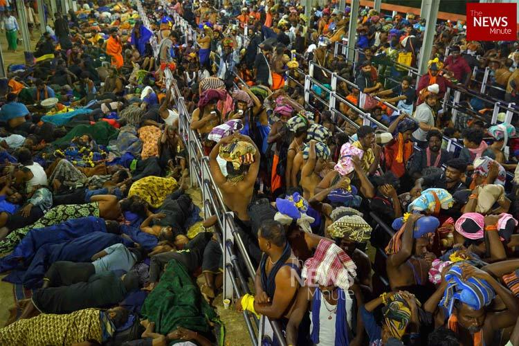 How long has the ban on women entering Sabarimala existed Debate ensues
