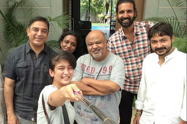 Kamal Haasan ghost-directing Sabash Naidu