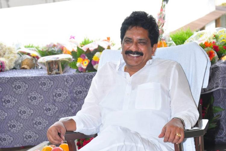 Former Vizag Mayor and TDP leader Sabbam Hari