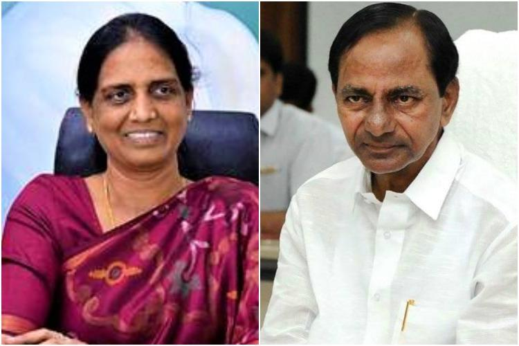 Cong leader Sabitha Indra Reddy meets Telangana CM KCR likely to join TRS soon