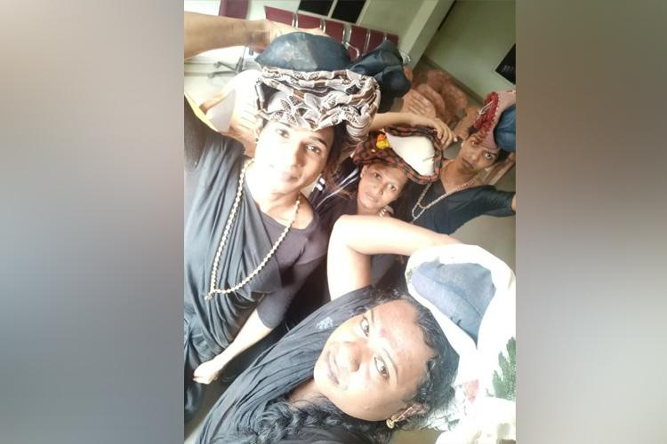 Initially blocked 4 trans women granted police protection to visit Sabarimala