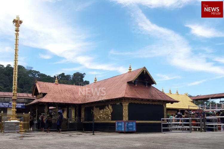 Live updates Standoff in Sabarimala govt says wont support entry of women activists