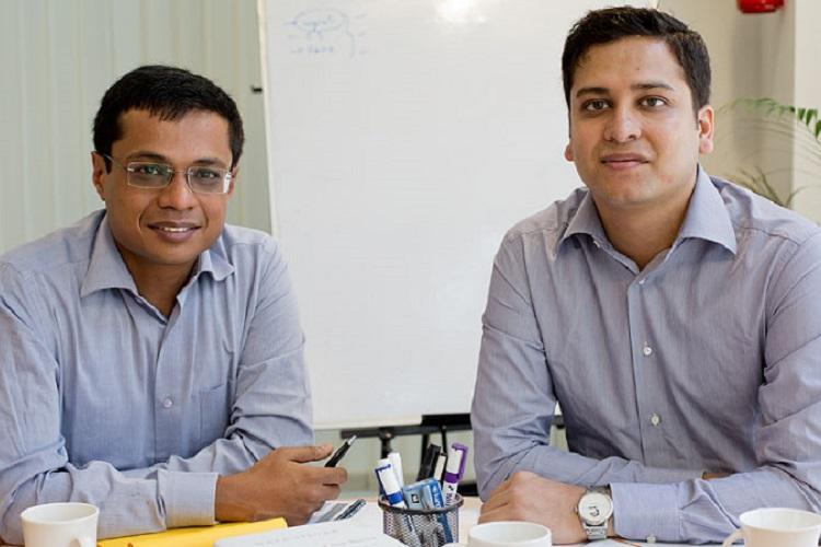 He pushed everyone to think big Binny Bansal pens farewell note to co-founder Sachin