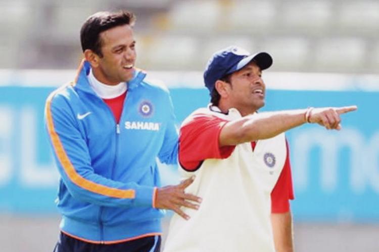Rahul Dravid beats Sachin Tendulkar in Wisden India poll on greatest Indian test batsman
