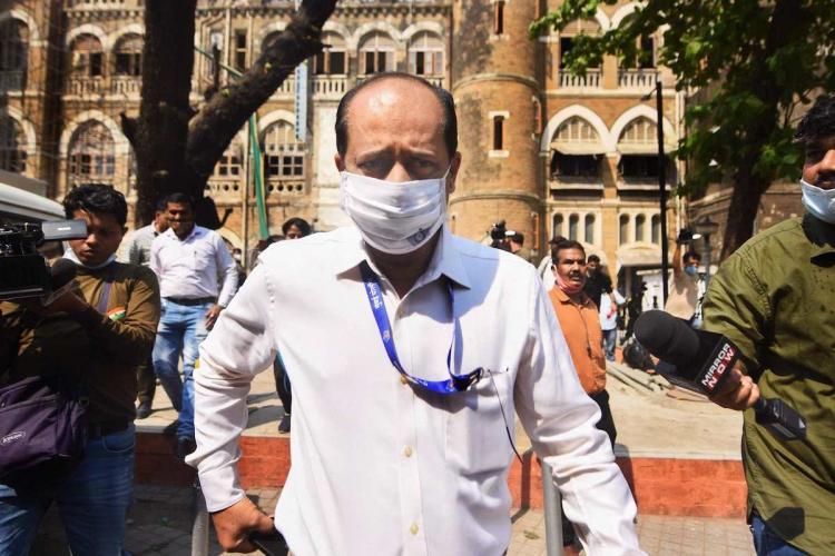 NIA arrests Mumbai police officer Sachin Waze in Ambani security scare case
