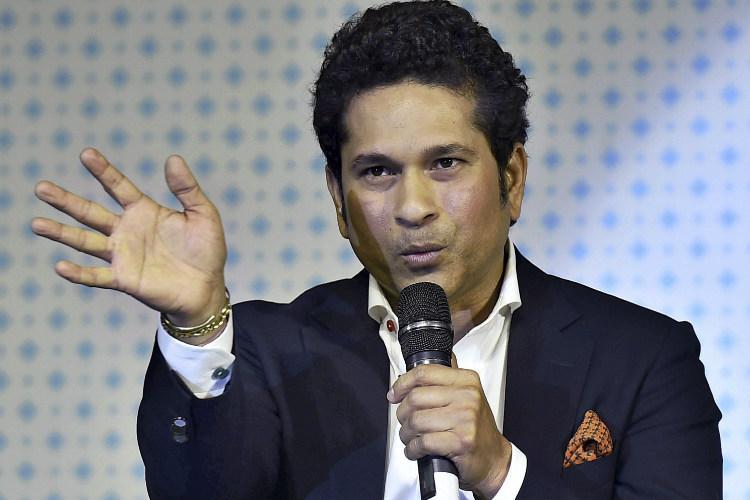Sachin sues Australian bat maker for failing to pay 2 million in royalties