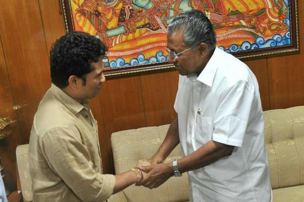 Sachin Tendulkar is Keralas new anti-drug face