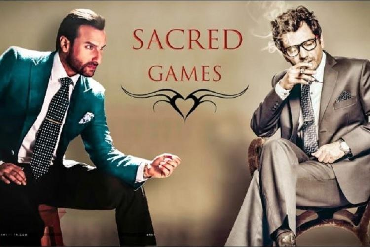 Another Congress activist lodges complaint against Sacred Games