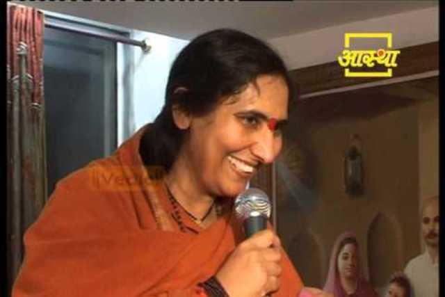 Durga Vahini founder Sadhvi Ritambhara says rethink Shani Shingnapurs traditions