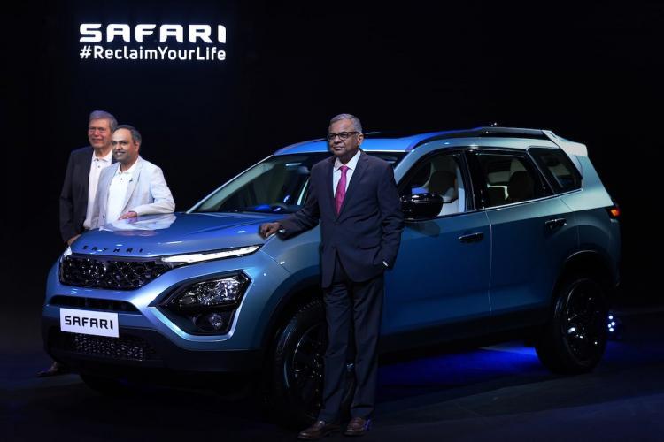 All-new Tata Safari