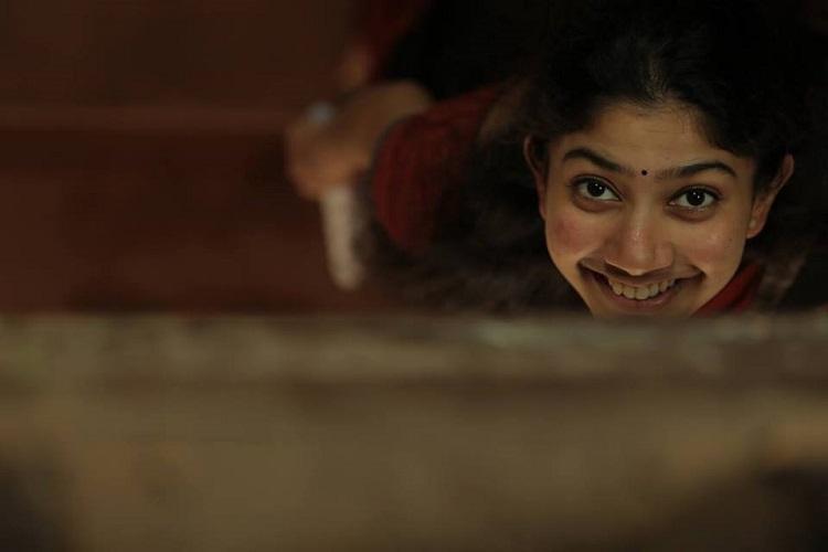 First look of Sai Pallavis Telugu debut Fidaa out