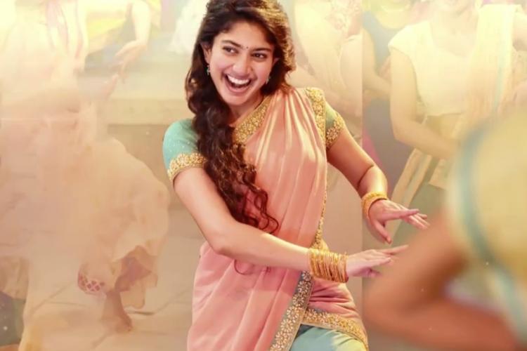 Sai Pallavi's Saranga Dariya song from Love Story with Naga Chaitanya goes viral on YouTube