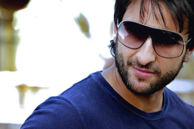 Saif Ali Khan had to face the music in Gods own country Literally