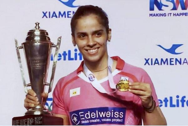 Saina Nehwal clinches second Australian Open title after long drought