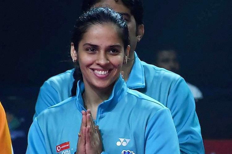 Ace shuttler and Olympic medalist Saina Nehwal to join BJP Reports