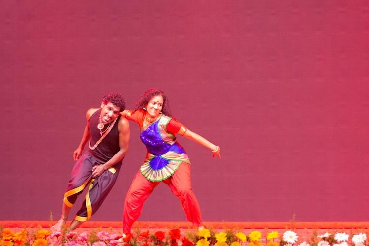 This dance drama based on Bharathiyar poems is promoting self-defence for young women
