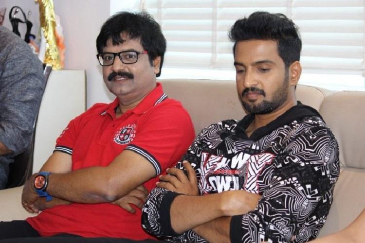 Happy to team up with Vivekh for Sakka Podu Podu Raja Santhanam