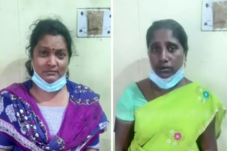 Erode Nisha and Gomathi in Salem child trafficking case arrested and remanded