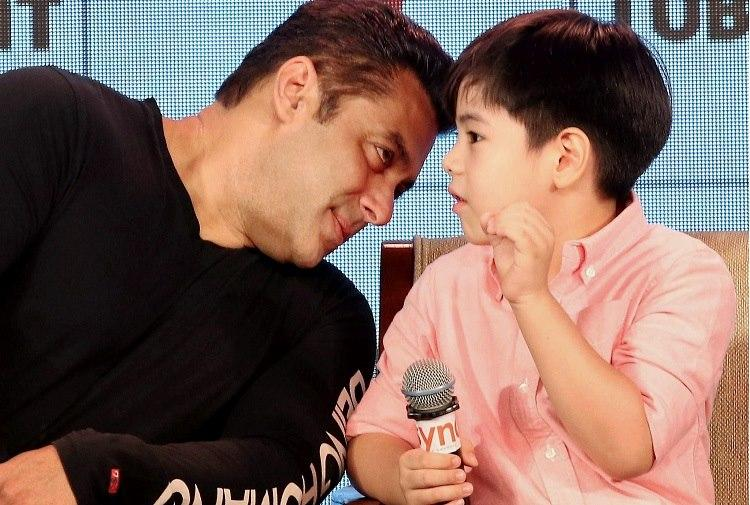 Tubelight child actor is asked if its his first visit to India his answer is perfect