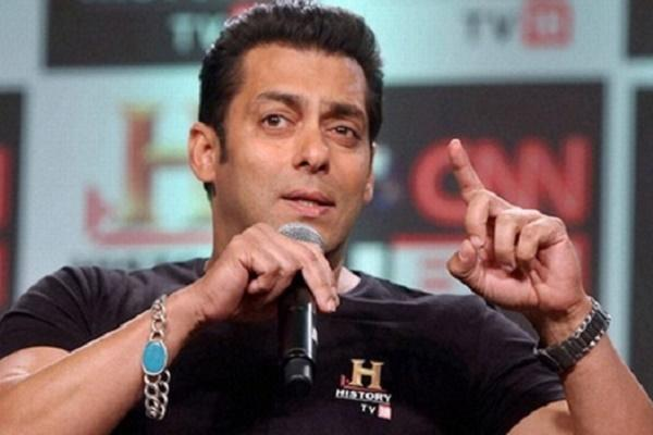 Furore over Salman Khans appointment as Indian Olympic contingents goodwill ambassador