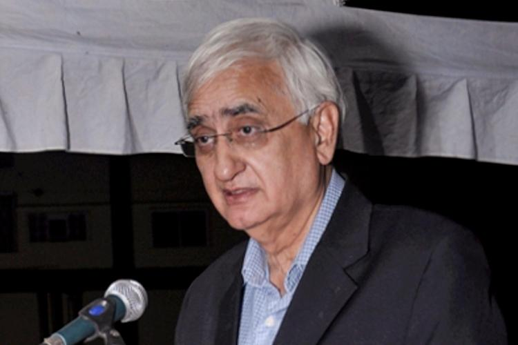Must decide about joint opposition leadership sooner than later Salman Khurshid