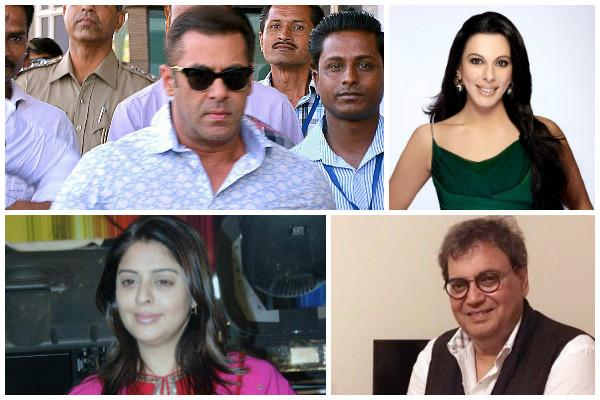 Facepalm moment Three celebrity reactions to Salman Khan that made us cringe