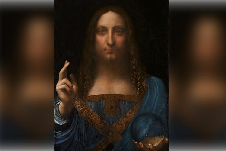 Leonardo Da Vinci painting sells for record 450 million at New York auction