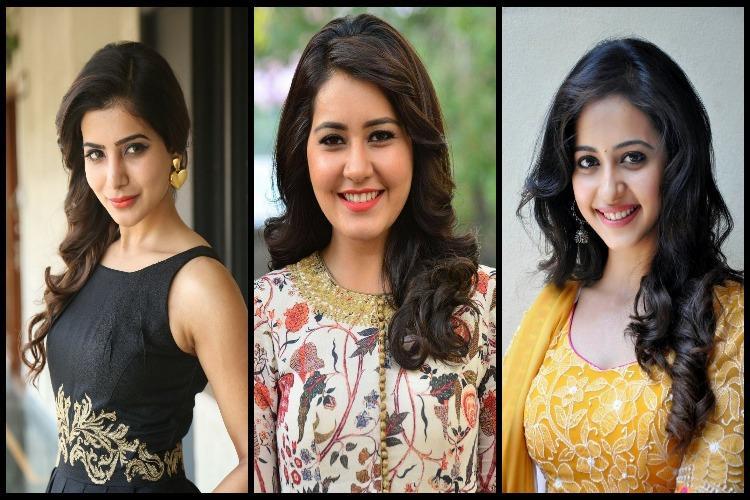 Samantha Raashi Khanna and Rakul in SS Rajamoulis next