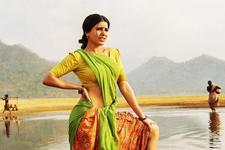 Marriage no bar With Rangasthalam Samantha moves past heroines stumbling block