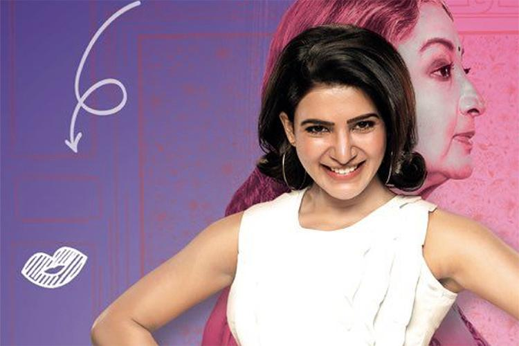 Samantha to star in a web series next