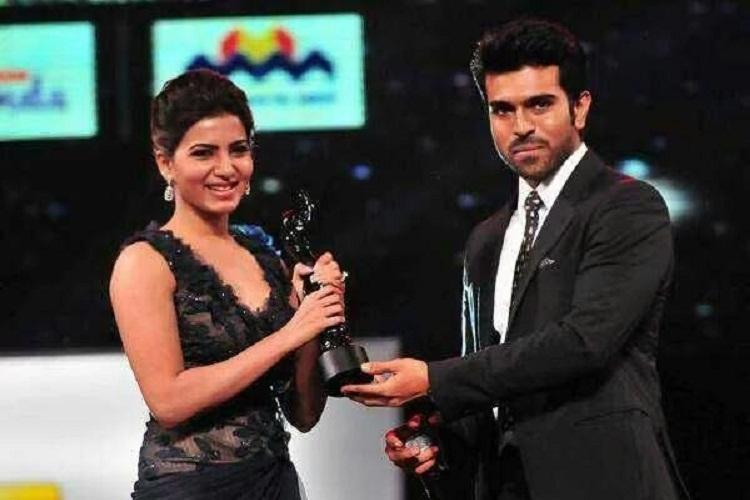 Samantha to team up with Ram Charan for Sukumars film