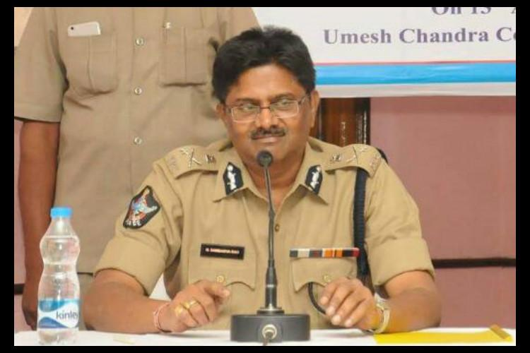 Chalo Amaravati Andhra police beef up security counsel Kapu youth not to take part