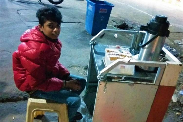 From tea-seller to student Hyderabad boy gets school seat thanks to KTRs tweet