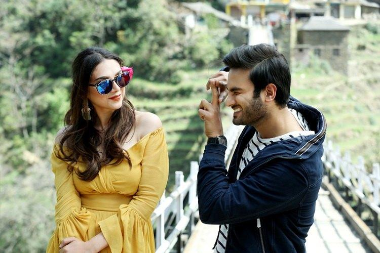 Sammohanam review This Sudheer-Aditi romance enchants and then disappoints