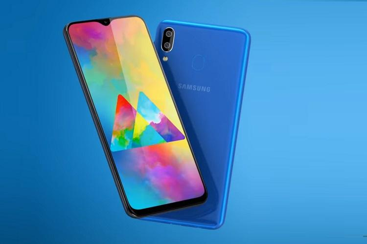 Samsung launches Galaxy M10, M20 in India with infinity