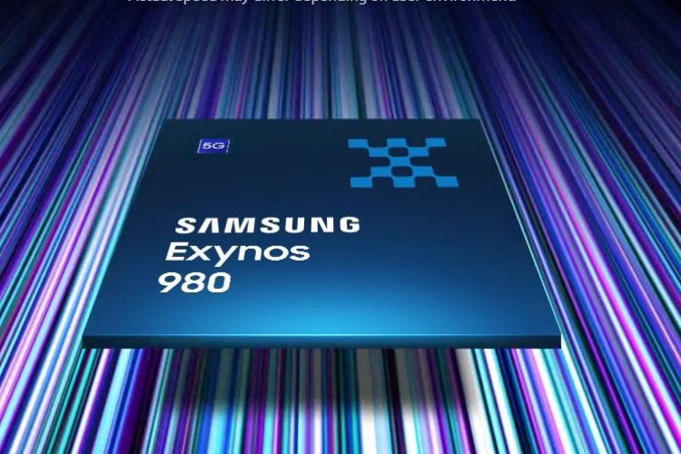 Samsung unveils 5G-integrated Exynos 980 mobile processor