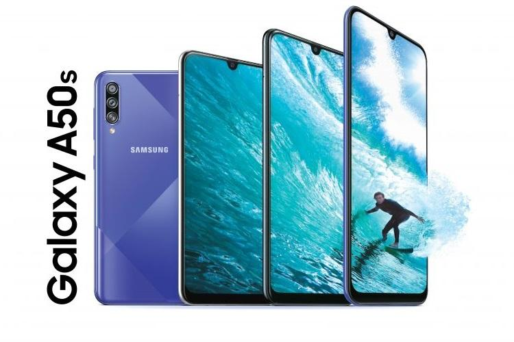 Samsung launches mid-range Galaxy A50s A30s with triple camera game booster tech