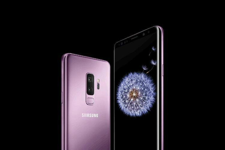 Samsung Galaxy S9 S9 top global smartphone ratings Report