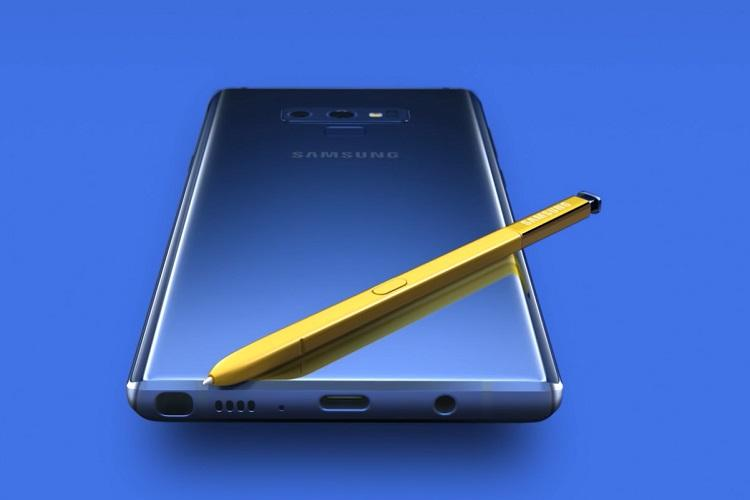 Samsung Galaxy Note 9 specs leaked May sport massive battery have 512GB variant
