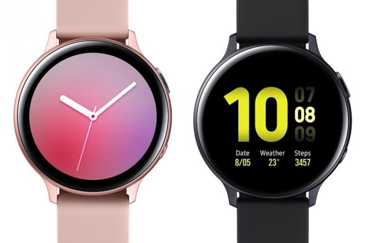 samsung launches make in india galaxy watch active2 4g watches