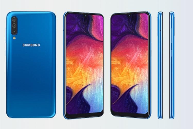 Samsung Galaxy A50 review Premium experience at a mid-ranged price point